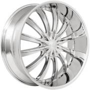 Borghini B19 Chrome Wheels