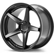 Ferrada FR3 Black Wheels