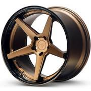Ferrada FR3 Bronze Wheels