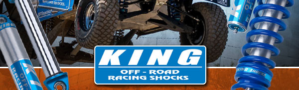 King Off-Road Racing Shocks