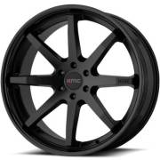 KMC KM715 Reverb Black Wheels