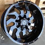 Movement 1012 Black Wheels