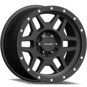Pro Comp Series 41 Phaser Satin Black Wheels