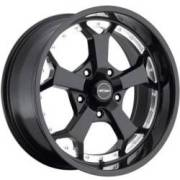 Pro Comp Series 80 Gloss Black Machined Wheels